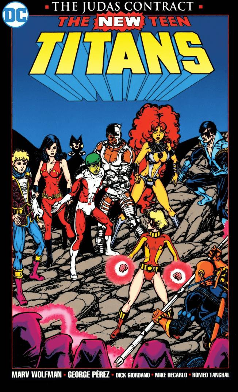 Where to Start Reading Teen Titans Comics