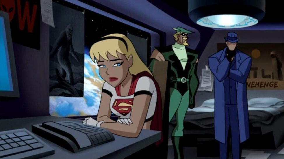 Supergirl Green Arrow Question.png