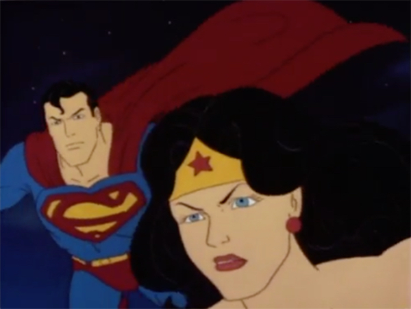 The best wonder woman animated tv episodes you haven 39 t seen - Superman wonder woman cartoon ...