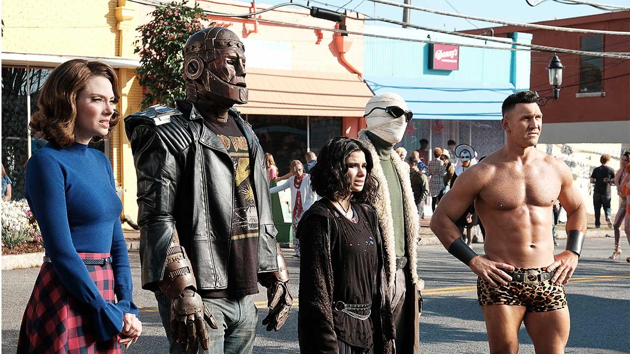 We Recap Doom Patrol Episode 14 5 Things We Learned From
