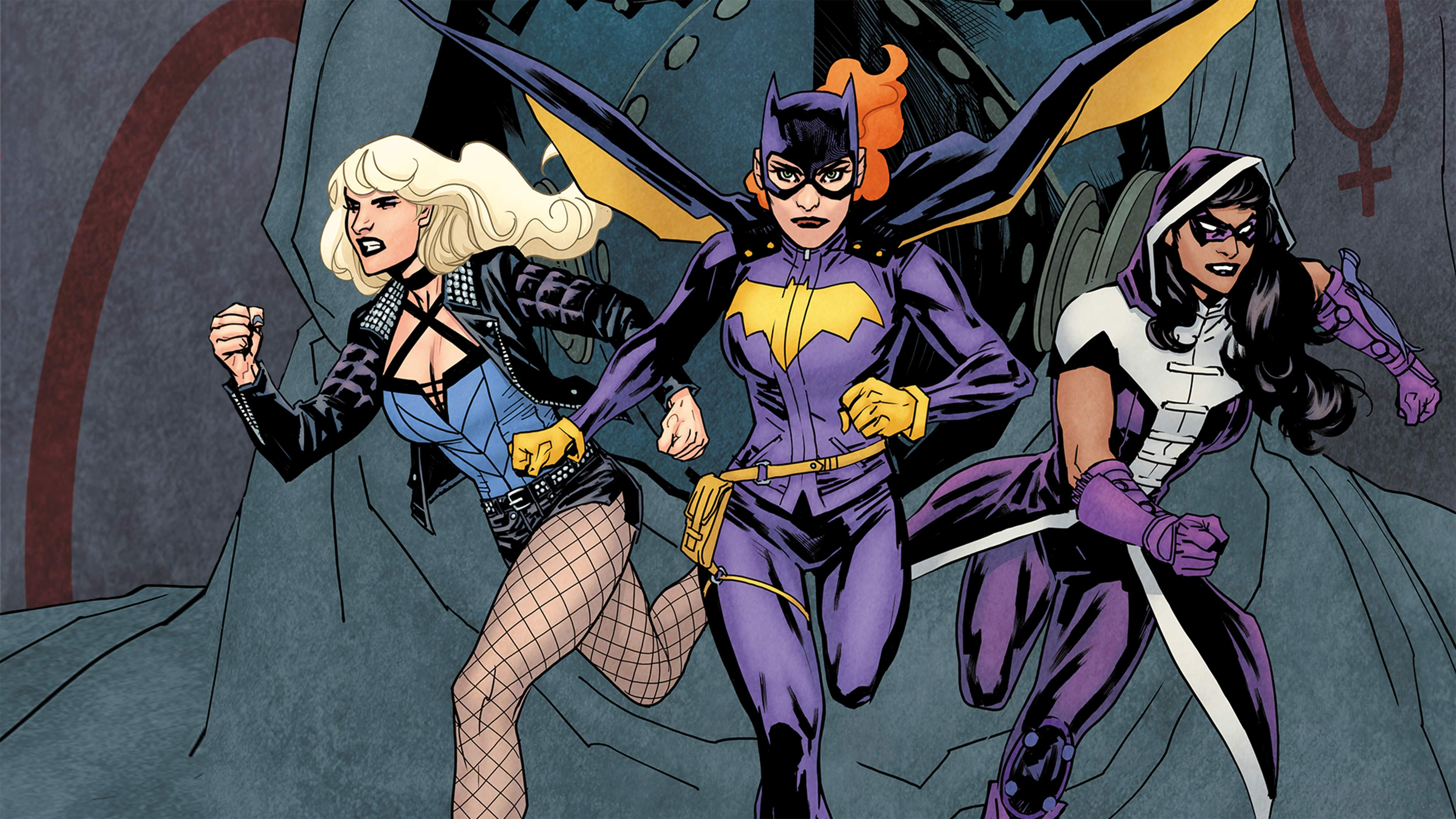 Where To Start Reading Birds Of Prey Comics