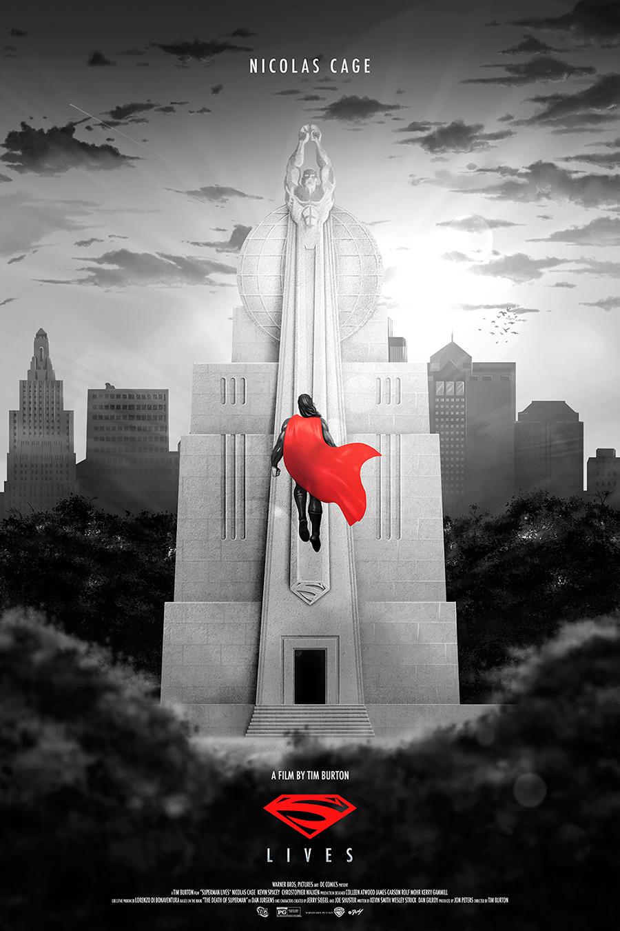 superman-lives-Doaly-poster-art-bw.jpg