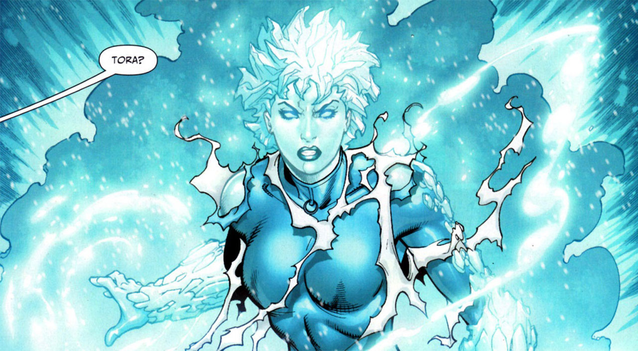 5 Essential DC Ice Characters