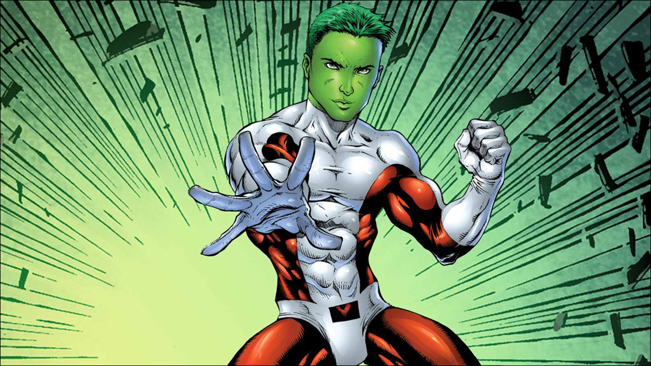 5 Must Read Beast Boy Stories