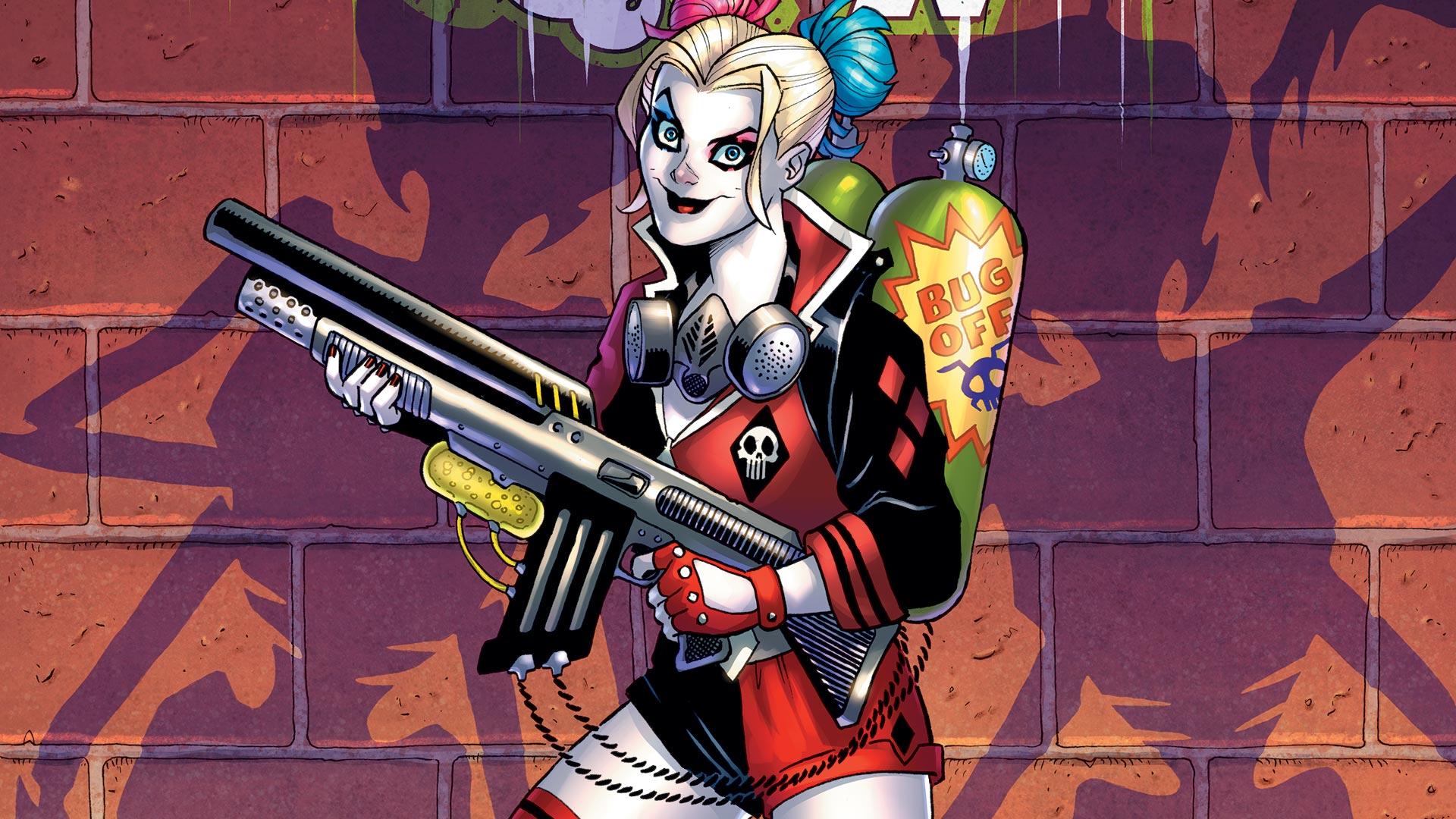 Harley Quinn comics.jpg