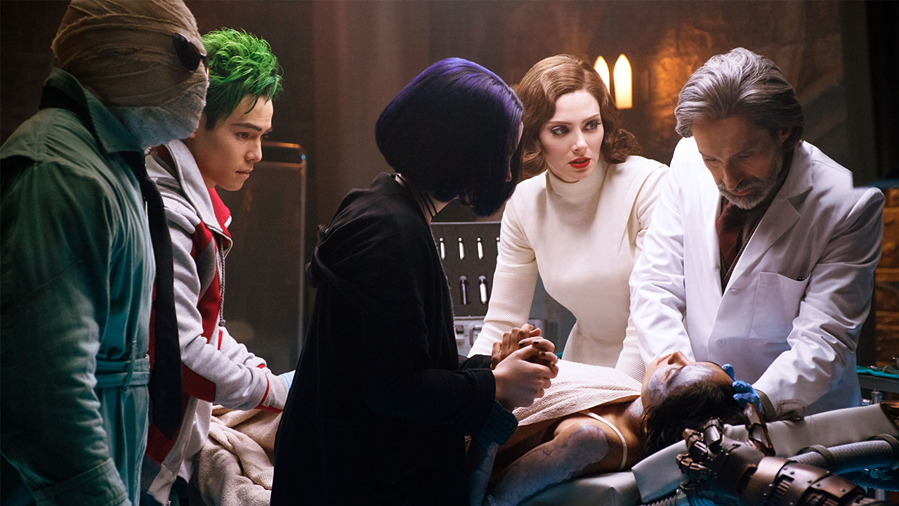All The Easter Eggs From Titans Episode 4 Doom Patrol