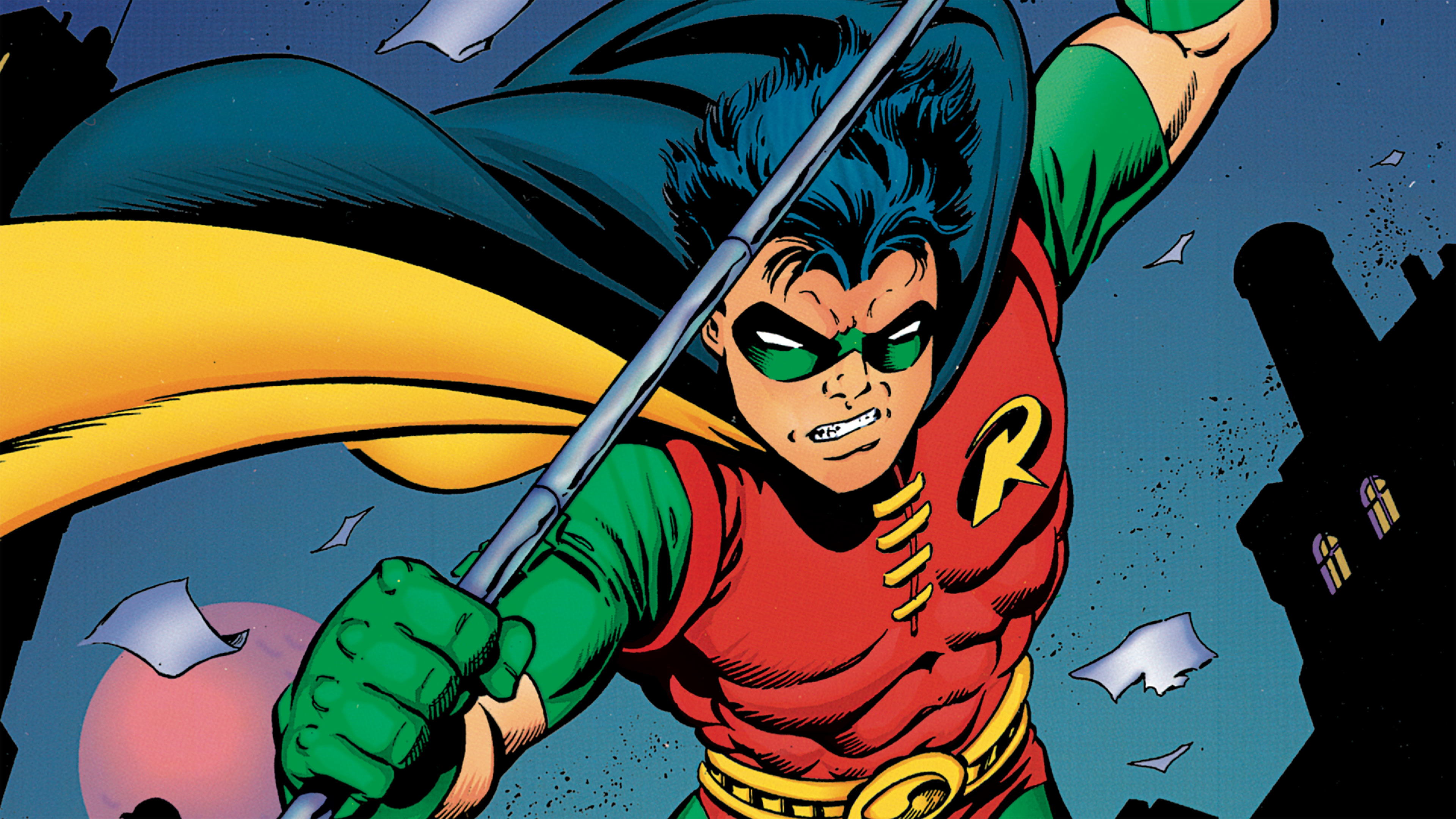 Robin's Many Masks: Tim Drake