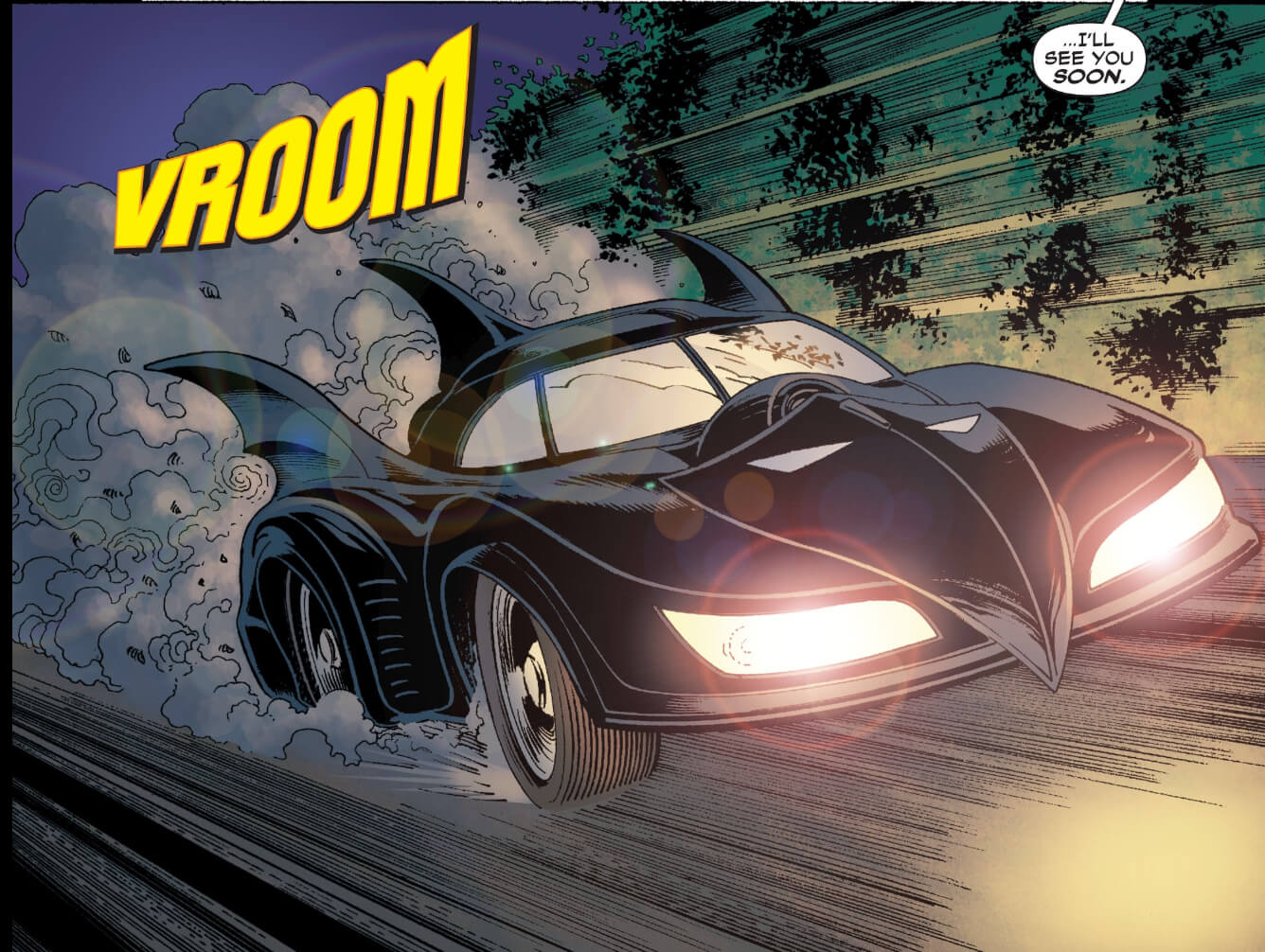 batman 652 one year later batmobile.JPG