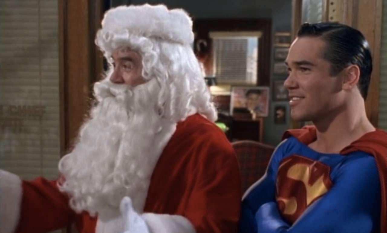 Lois and Clark Santa.jpeg