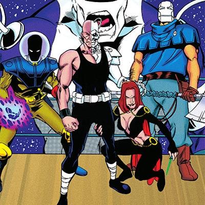 Justice League Vs The Fatal Five Dc Universe
