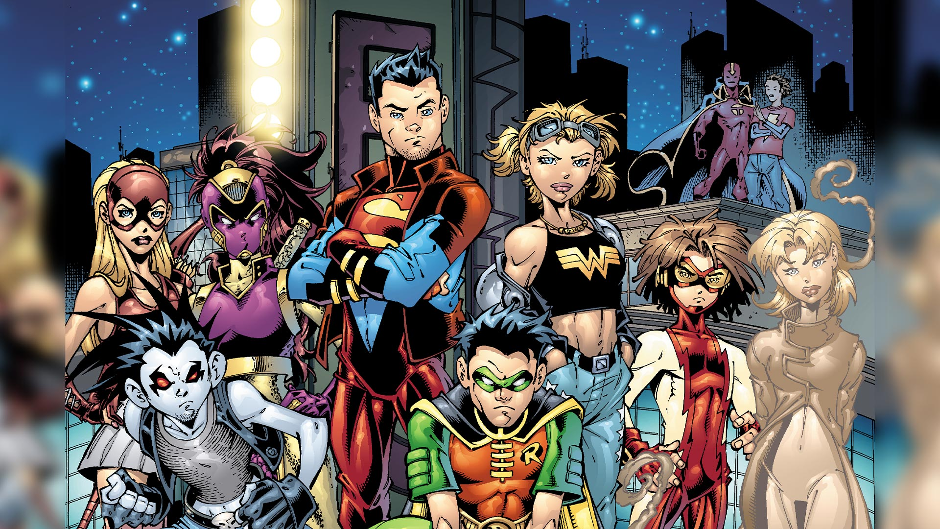 Binge This Young Justice Is The Perfect Gateway Book For New Dc Readers