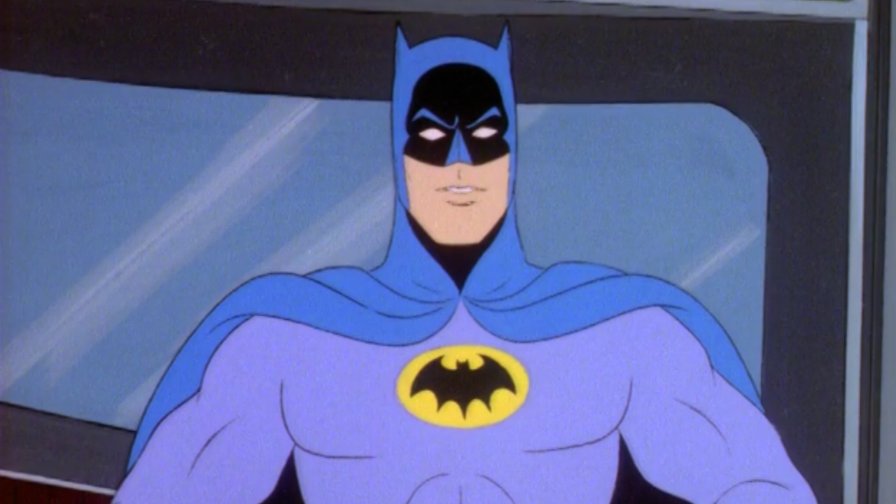 the new batman adventures stream