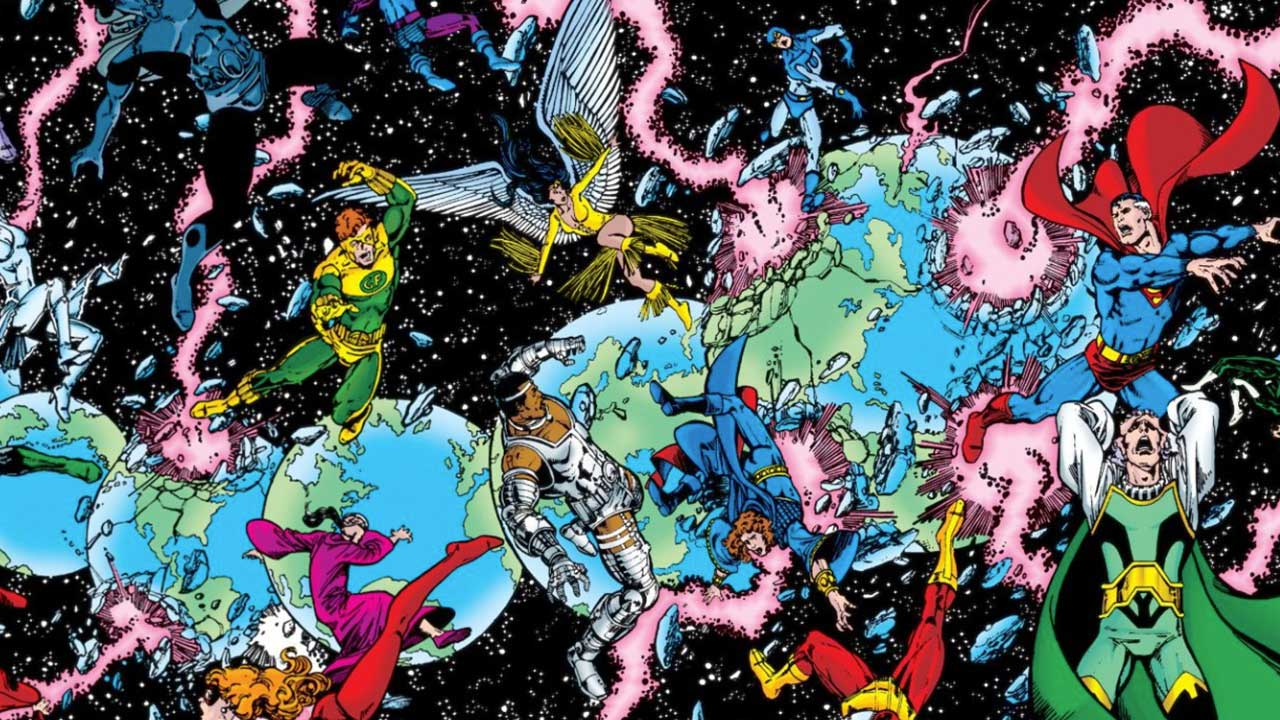 What's New on DC Universe: CRISIS ON INFINITE EARTHS, INFINITE
