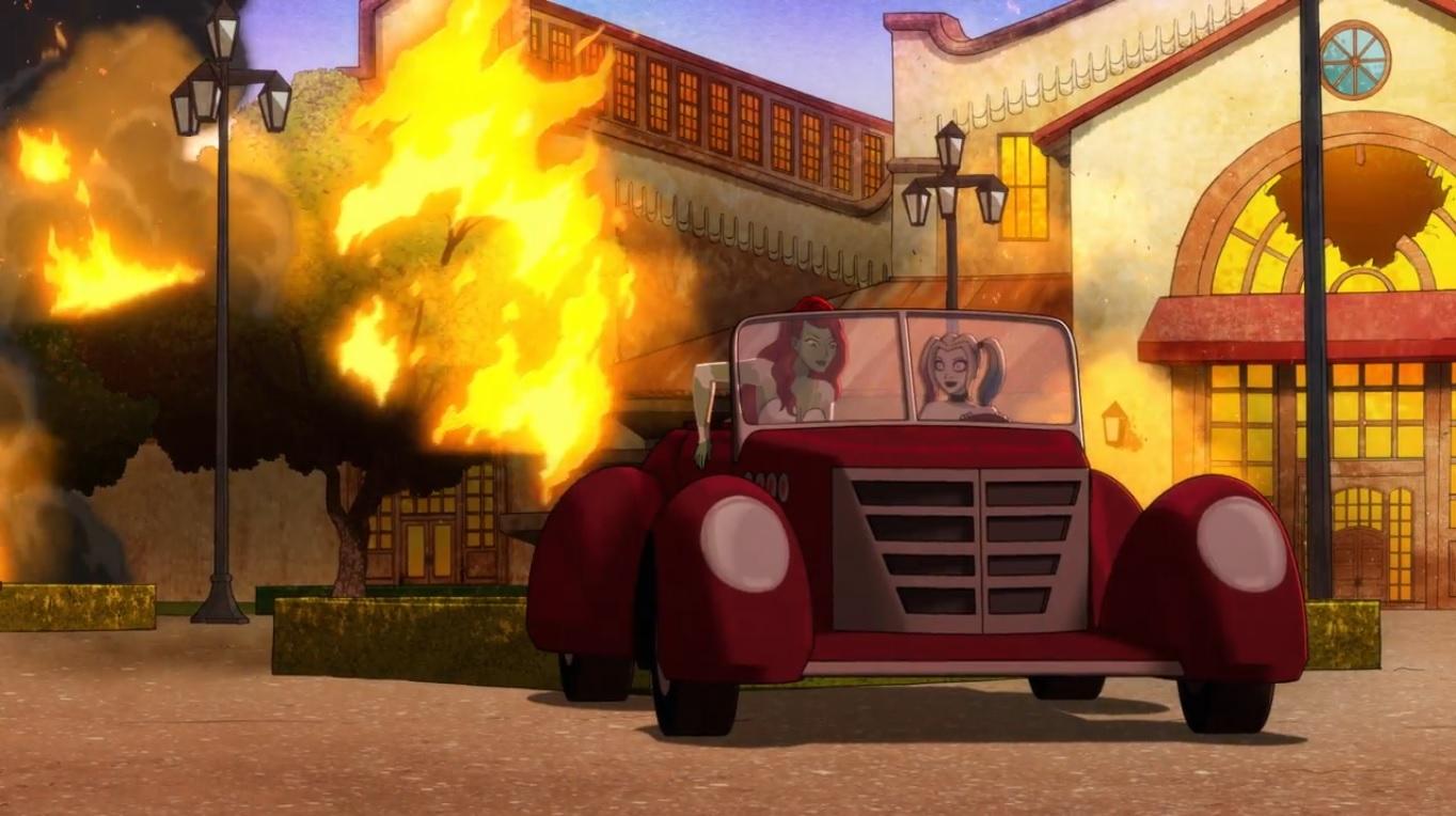 Harley-Quinn-Poison-Ivy-Wedding-Car.jpg