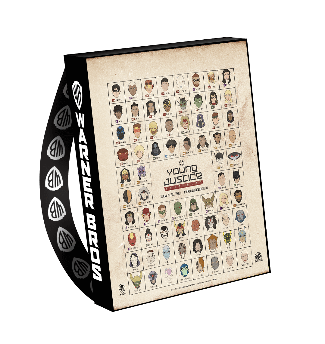 Young Justice Outsiders SDCC 2019 Bag-2.png