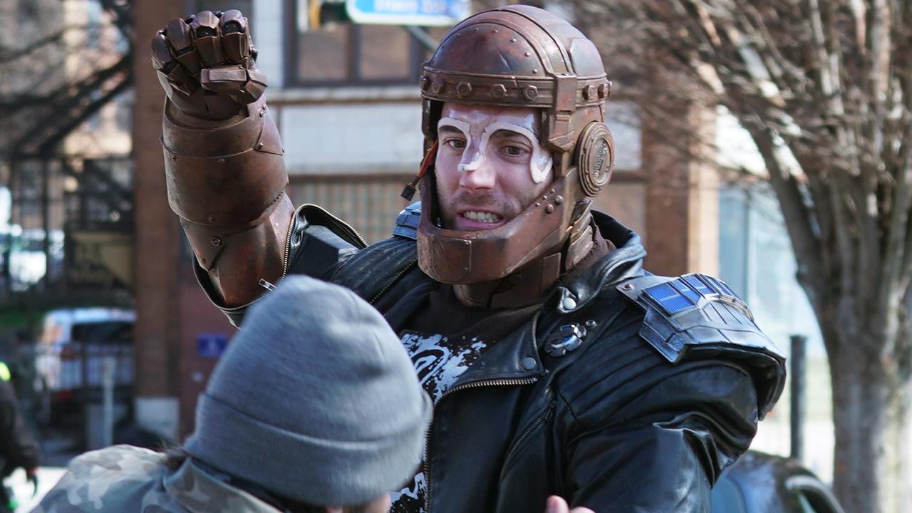 doom patrol robotman brendan fraser
