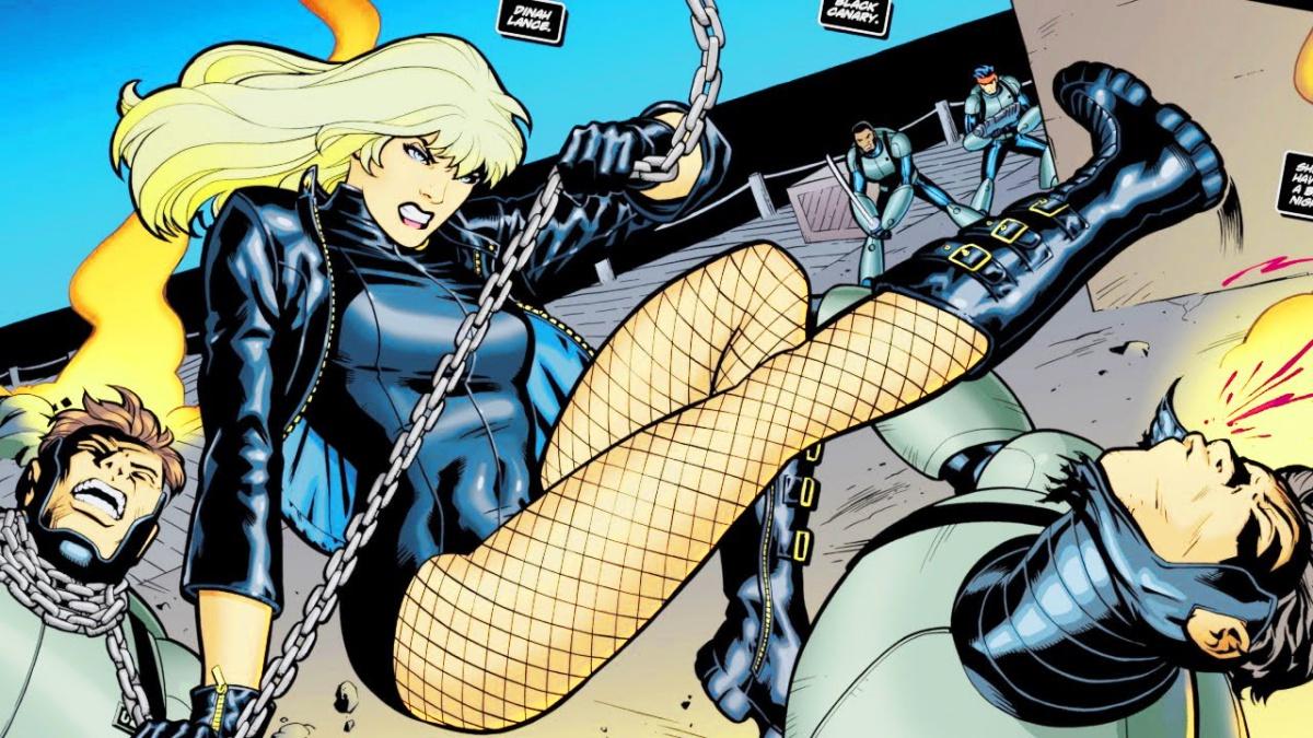 Black Canary Levine.jpg