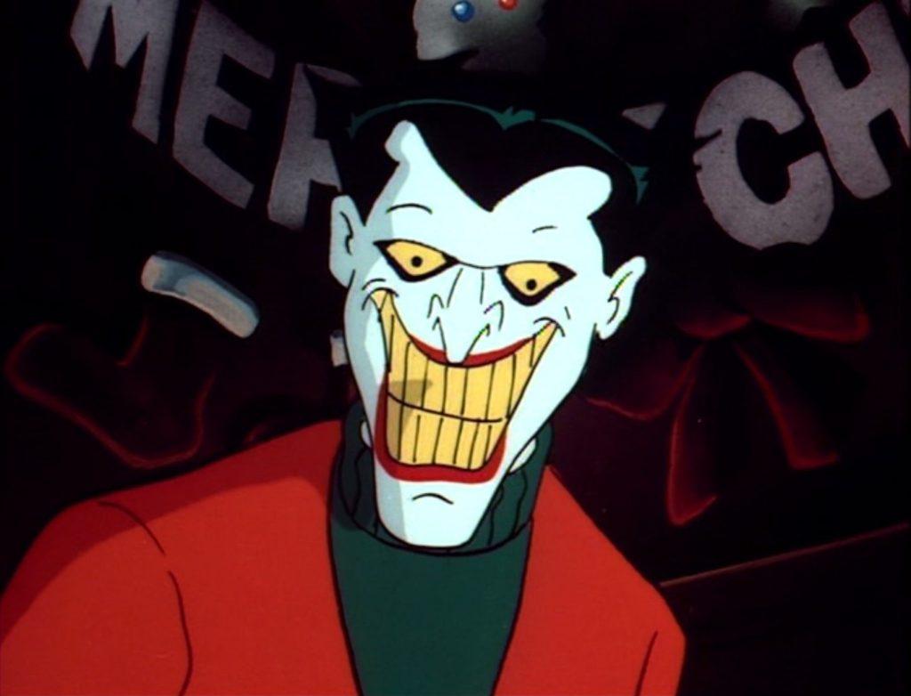 BTAS Christmas with the Joker smile.jpg