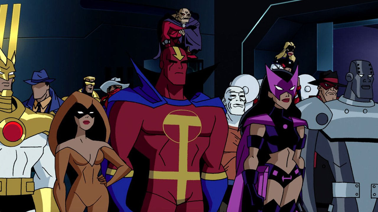 Who's Who in JUSTICE LEAGUE UNLIMITED