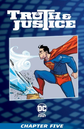 Truth & Justice #5