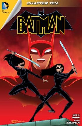 Beware The Batman #10