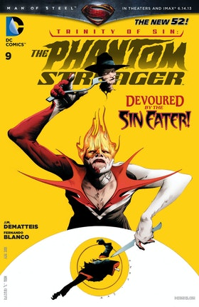 Trinity of Sin: The Phantom Stranger (2012-) #9