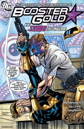 Booster Gold (2007-) #13
