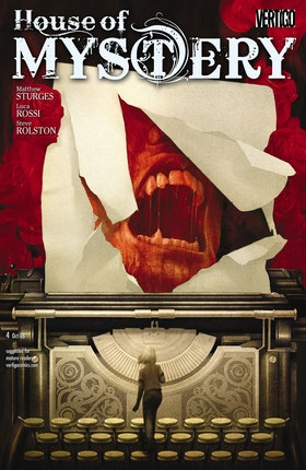 House of Mystery (2008-) #4