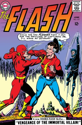 The Flash (1959-) #137