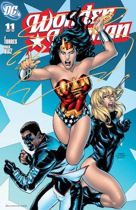 Wonder Woman (2006-) #11
