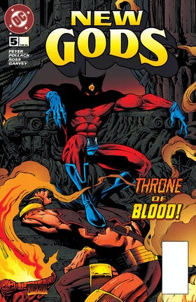 New Gods (1995-) #5