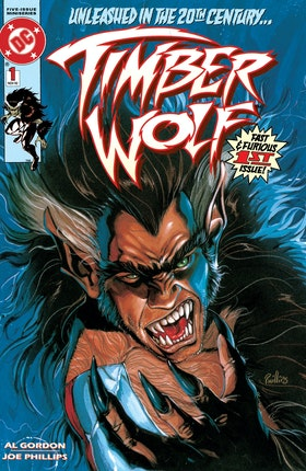 Timber Wolf #1