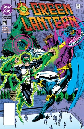 Green Lantern (1990-) #59