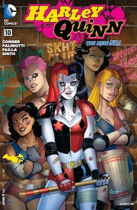 Harley Quinn (2013-) #10