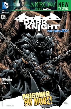 Batman: The Dark Knight (2011-) #13