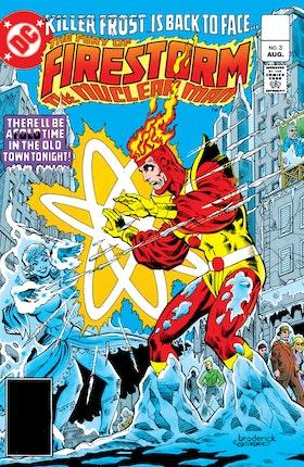 The Fury of Firestorm #3