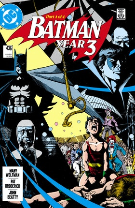 Batman (1940-) #436