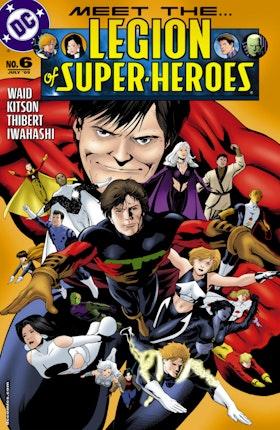 Legion of Super Heroes (2004-) #6
