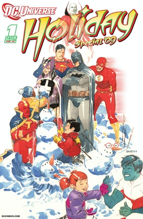 DC Holiday Special '09 #1