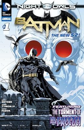 Batman Annual (2012-) #1