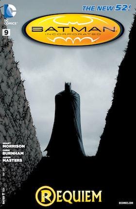 Batman Incorporated (2012-) #9