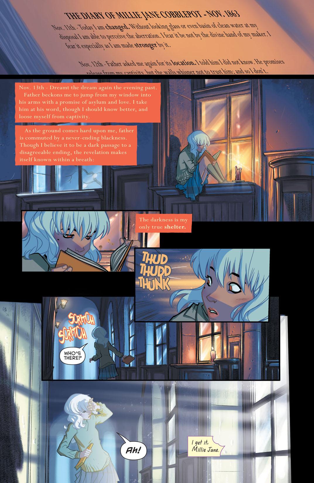 Read Gotham Academy (2014-) #2 on DC Universe