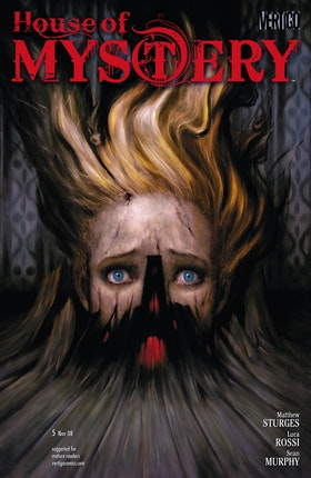 House of Mystery (2008-) #5