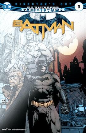 Batman #1 Director's Cut (2016-) #1