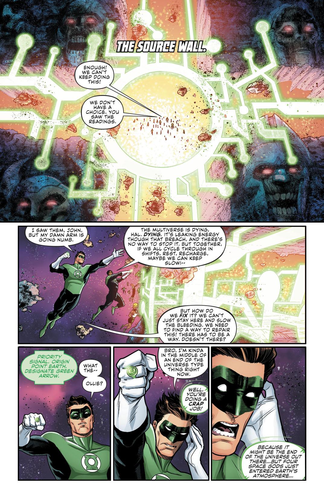 Read Justice League: No Justice (2018-) #4 on DC Universe