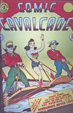 Comic Cavalcade #3