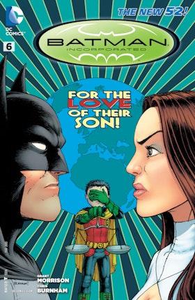 Batman Incorporated (2012-) #6