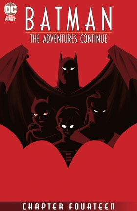 Batman: The Adventures Continue #14