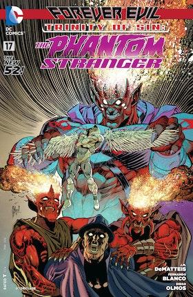 Trinity of Sin: The Phantom Stranger (2012-) #17