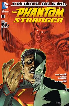 Trinity of Sin: The Phantom Stranger (2012-) #18